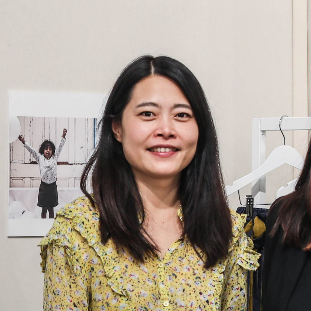 Founder and Creative Director, Emily (Yu-tzu) Chen-Moir - Fin+Zee